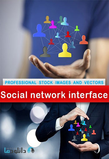Social-network-interface