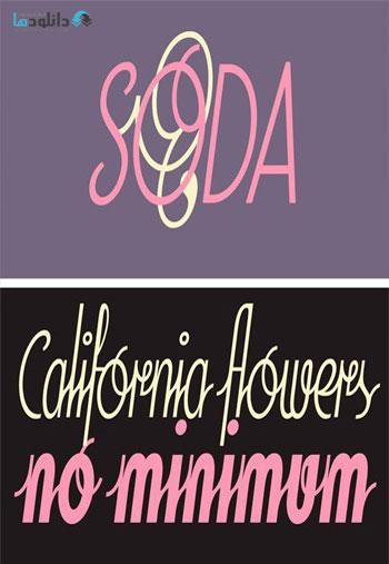 Soda-Script-Font