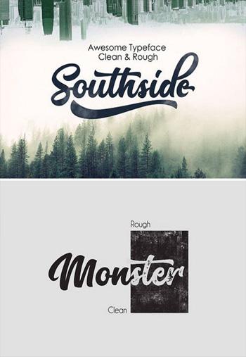 Southside-Typeface