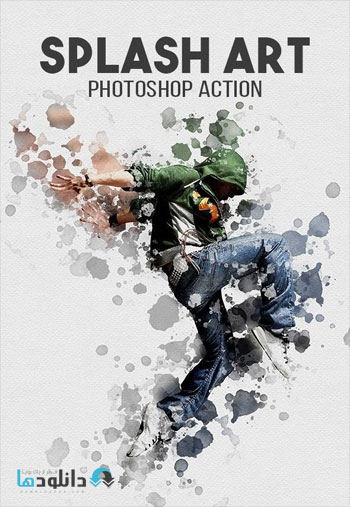 Splash-Art-Photoshop-Action