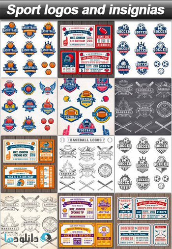 Sport-logos-and-insignias-I