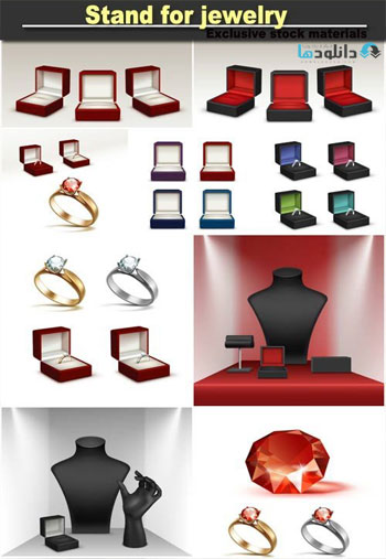 Stand-for-jewelry