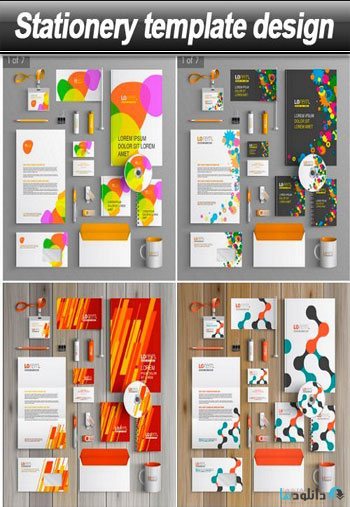 Stationery-template-design