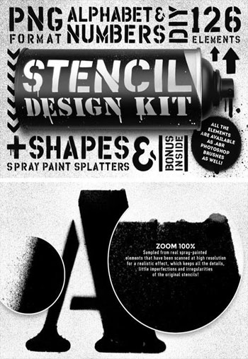 Stencil-Design-Kit