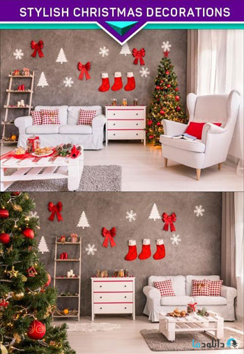 Stylish-Christmas-decoration