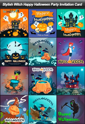 Stylish-Witch-Happy-Halloween-Party-Invitation-Card