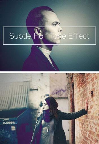 Subtle-Half-Tone-Effect