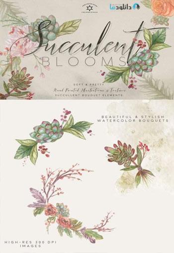 Succulent-Bouquets