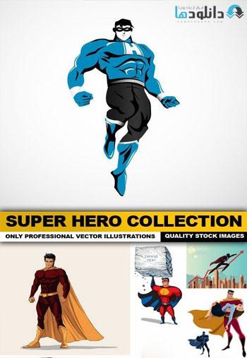 Super-Hero-Vector