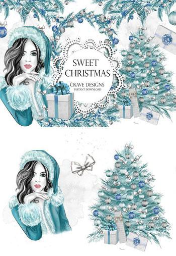 Sweet-Christmas-Clip-Art