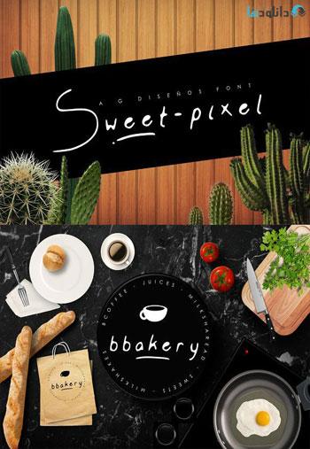Sweet-Pixel-Font