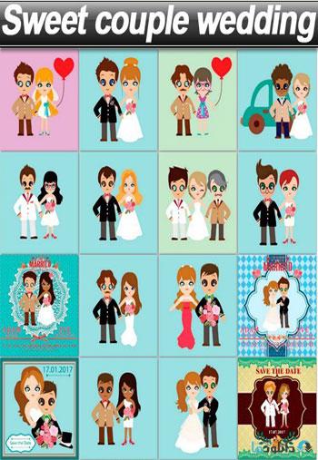 Sweet-couple-wedding