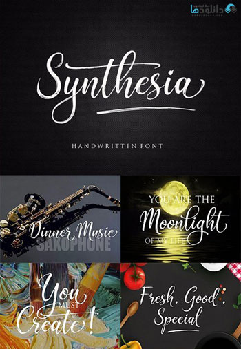 Synthesia-Script-Font