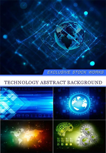 Technology-Abstract-Backgro