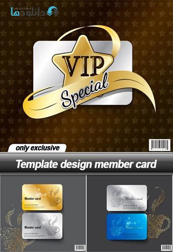 Template-design-member-card