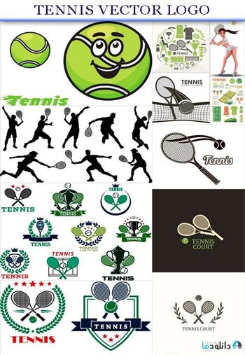 Tennis-Vector-logo