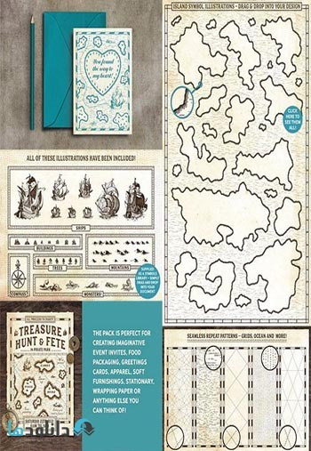 The-Vintage-Nautical-Map