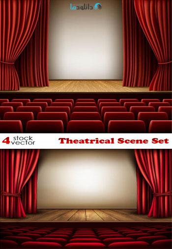 Theatrical-Scene-Set