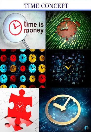 استوک-Time-concept