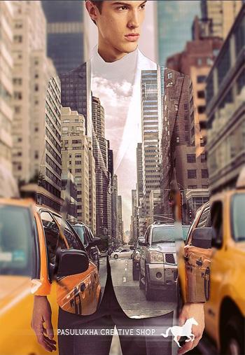 Transparent Photoshop Action