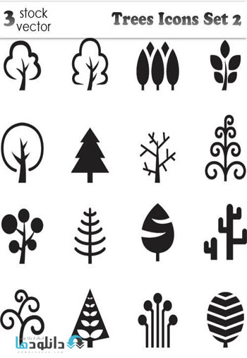 Trees-Icons-2