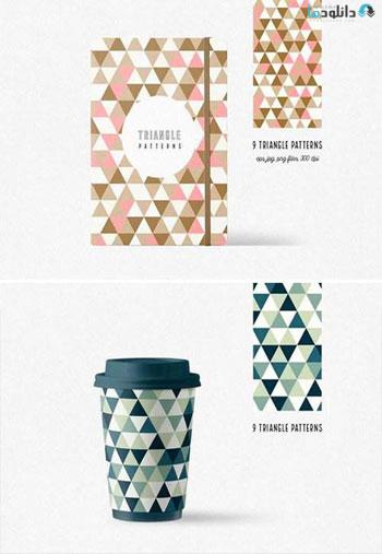 Triangle-Patterns