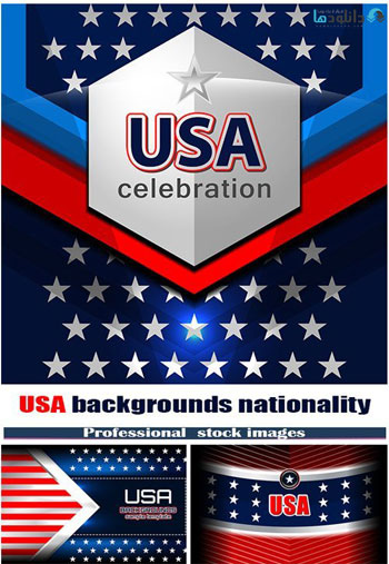 USA-backgrounds-nationality