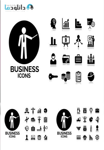 Various-Business-Icons