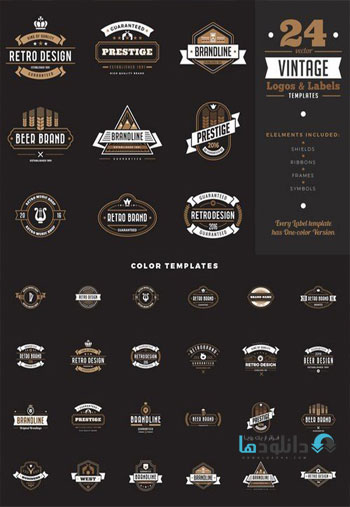 Vintage-Labels-Badges-Logo-