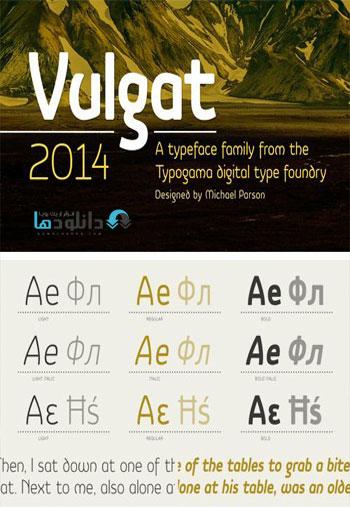 Vulgat-Font-Family