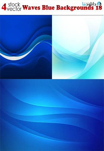 Waves-Blue-Backgrounds