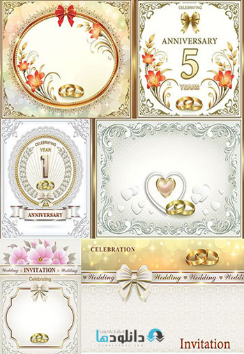 Wedding-Card-Vector