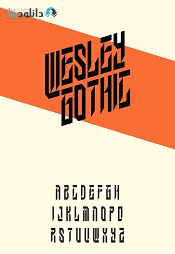 Wesley-Gothic-Font