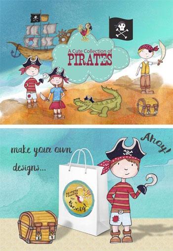 Yo-ho-ho-Pirates