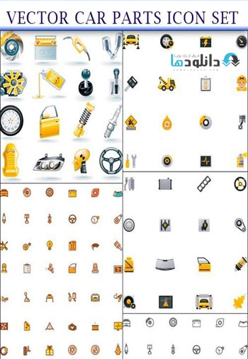 car-parts-icon-set-6
