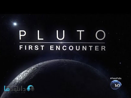 direct pluto دانلود مستند Discovery– Spaceweek Direct from Pluto: First Encounter 2015