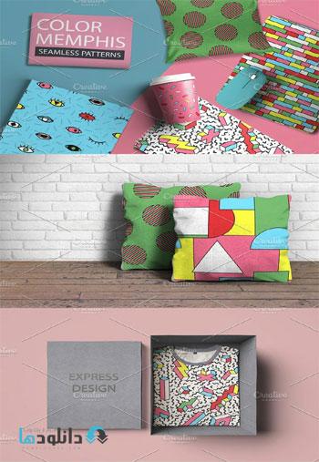 memphis-colorful