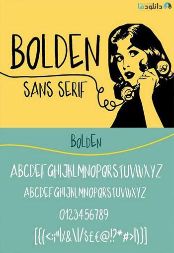 olden-Sans-Serif-Font
