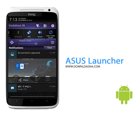 ASUS Launcher Cover%28Downloadha.com%29 دانلود لانچر ایسوس ASUS Launcher v1.4.1.12 برای اندروید