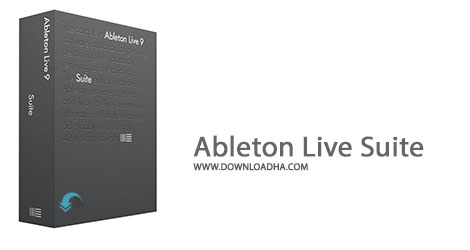 Ableton Live Suite Cover%28Downloadha.com%29 دانلود نرم افزار میکس و آهنگ سازی Ableton Live Suite v9.2.1 x86/x64