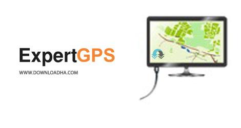 ExpertGPS Cover%28Downloadha.com%29 دانلود نرم افزار مشاهده ایستگاه های جی پی اس ExpertGPS v5.45