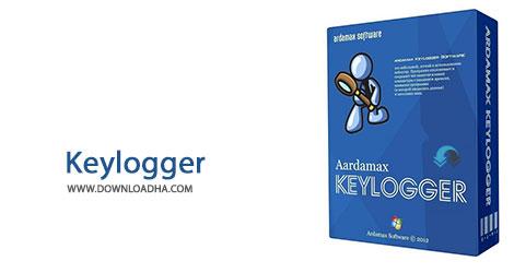 Keylogger Cover%28Downloadha.com%29 دانلود نرم افزار ثبت فعالیت های سیستم Ardamax Keylogger v4.4