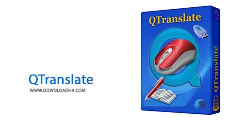 QTranslate Cover%28Downloadha.com%29 دانلود مترجم گوگل QTranslate v5.5.1