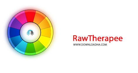 RawTherapee Cover%28Downloadha.com%29 دانلود نرم افزار ویرایش تصاویر را RawTherapee v4.2.276