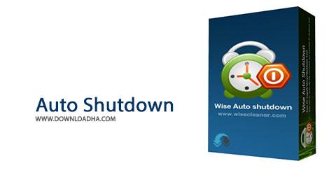 Wise Auto Shutdown Cover%28Downloadha.com%29 دانلود نرم افزار خاموش کردن اتوماتیک کامپیوتر Wise Auto Shutdown v1.48.76