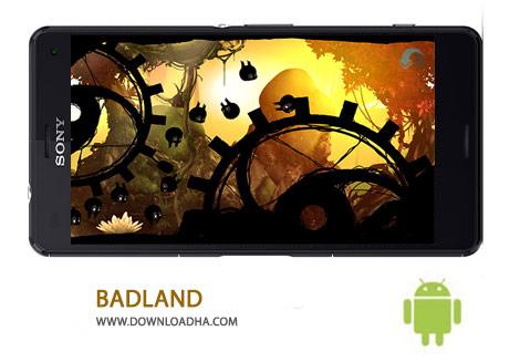 BADLAND-Cover