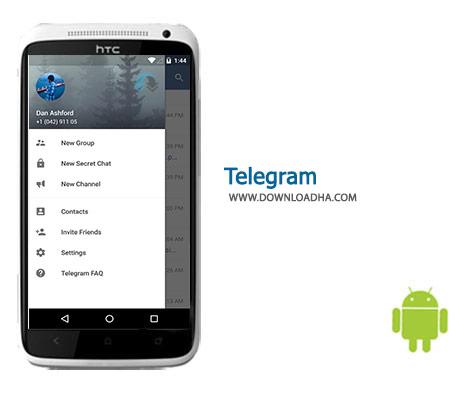 کاور-تلگرام