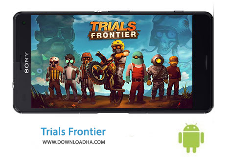 کاور-Trials-Frontier