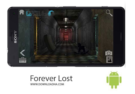 Forever Lost Cover%28Downloadha.com%29 دانلود بازی مهیج گمشده ابدی Forever Lost Episode 3 HD V1.0.0 برای اندروید