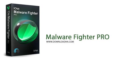 Malware Fighter Pro Cover%28Downloadha.com%29 دانلود نرم افزار حذف فایل های مخرب IObit Malware Fighter Pro v3.3.0.8